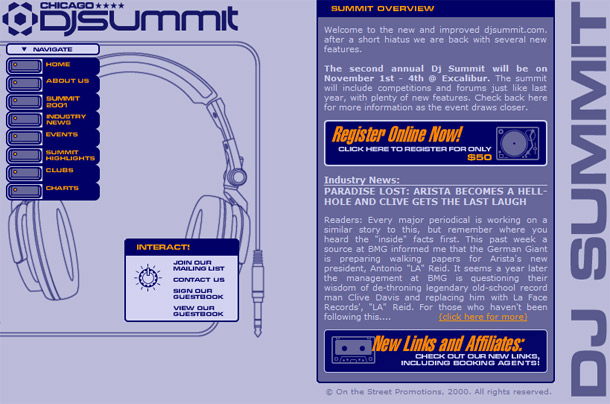 Chicago DJ Summit (news page)